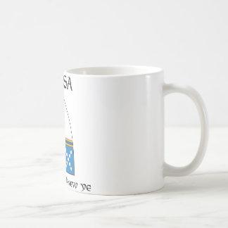 ECUSA we hardly knew ye Basic White Mug