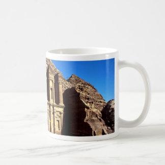 'Ed-Deu', temple, Petra, Jordan Coffee Mug