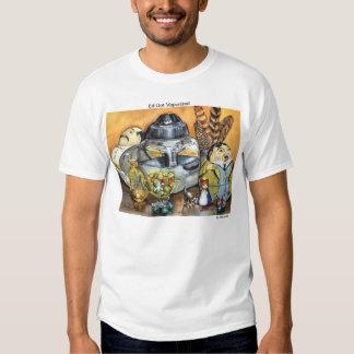 Ed Got Vaporized Shirt