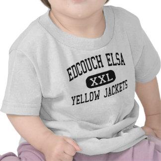 Edcouch Elsa - Yellow Jackets - High - Edcouch Tshirt