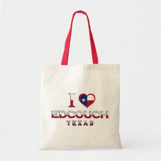 Edcouch, Texas Canvas Bags