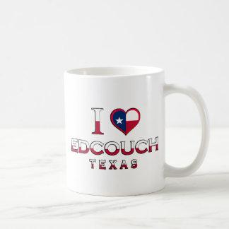 Edcouch, Texas Basic White Mug