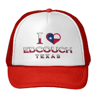 Edcouch Texas Mesh Hats