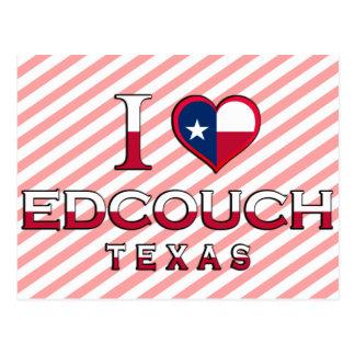 Edcouch Texas Postcard