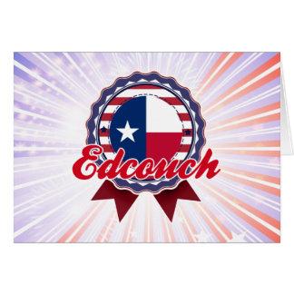 Edcouch TX Greeting Card