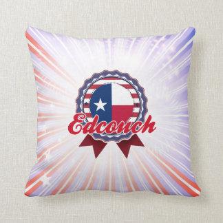 Edcouch TX Throw Pillow