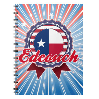 Edcouch TX Note Book