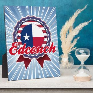 Edcouch, TX Photo Plaque