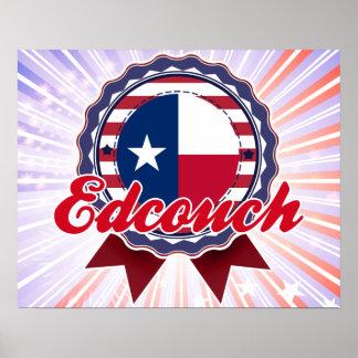 Edcouch, TX Print