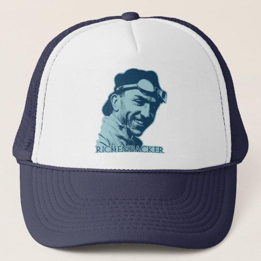Eddie Rickenbacker - colour Cap