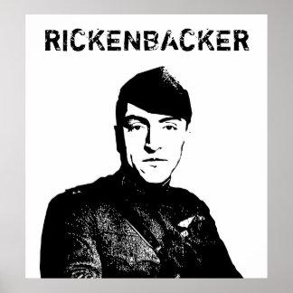 Eddie Rickenbacker -- War Hero Print