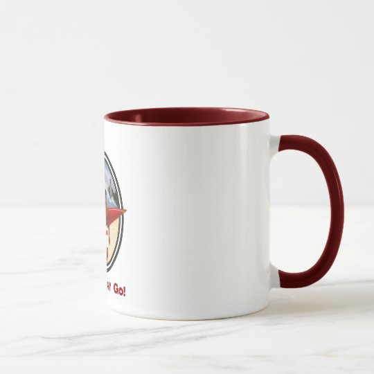 Eddie Stay Go! Coffee Mug