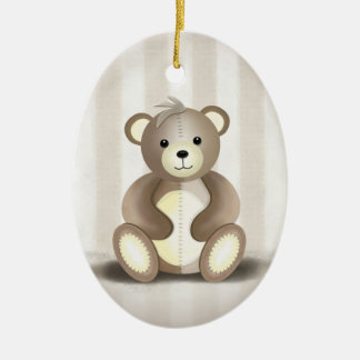 Eddy the Teddy - Ornament