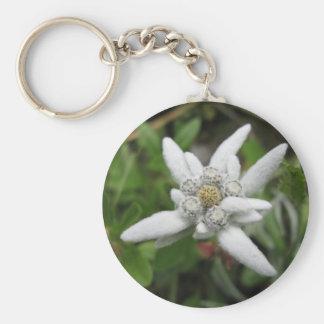 Edelweiss Key Ring