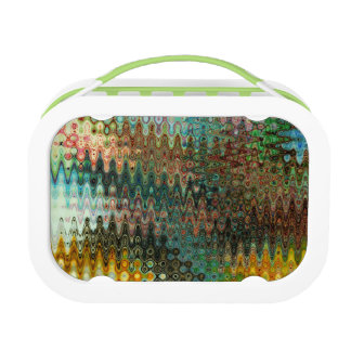 Eden Green Handled Yubo Lunch Box by C.L. Brown