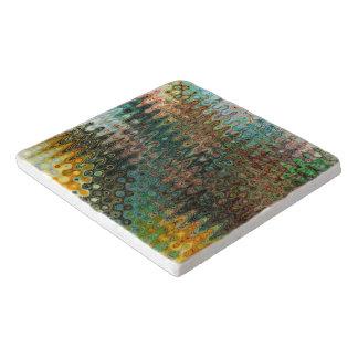 Eden Marble Trivet Designed by Artist C.L. Brown