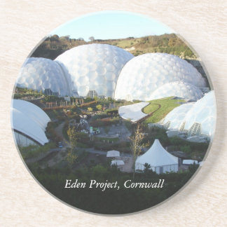 Eden Project, Cornwall, England Coaster