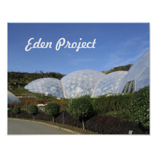 Eden Project Posters