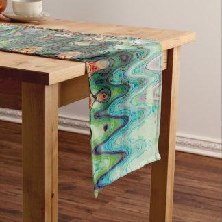 Eden Table Runner Designed by Artist C.L. Brown