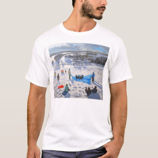 Edensor Village Chatsworth 2010 T-Shirt