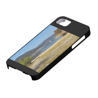 Edersee at the deer brook iPhone 5 cover