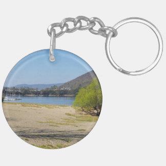 Edersee at the deer brook key ring