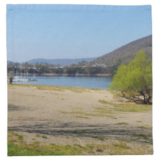 Edersee at the deer brook napkin