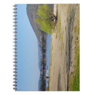 Edersee at the deer brook notebooks