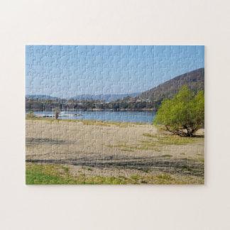 Edersee at the deer brook puzzle