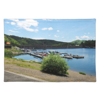 Edersee concrete dam placemat