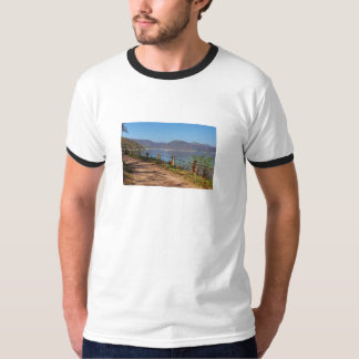 Edersee with lock forest-hit a corner T-Shirt