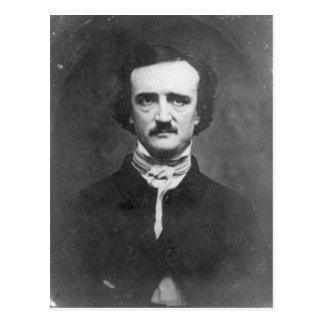 Edgar Allan Poe-1848 Postcard