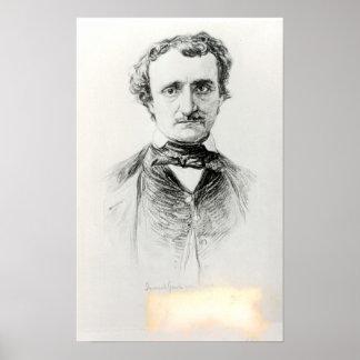 Edgar Allan Poe  1907 Posters