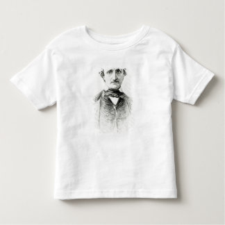 Edgar Allan Poe  1907 Toddler T-Shirt