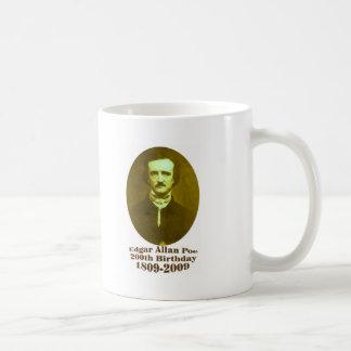 Edgar Allan Poe Basic White Mug