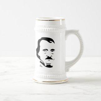 Edgar Allan Poe Beer Stein Mugs