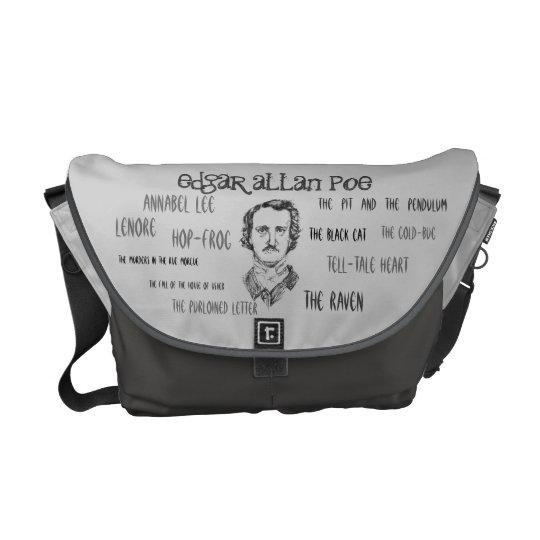 Edgar Allan Poe Commuter Bag
