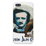 Edgar Allan Poe Cover For iPhone 5/5S