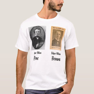 Edgar Allan Poe - Customized - Customized T-Shirt