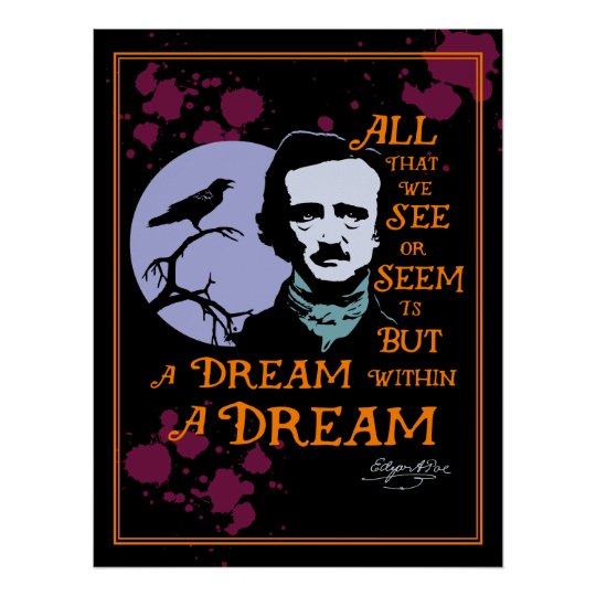 Edgar Allan Poe Dream Within A Dream Quote