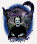 Edgar Allan Poe Gothic Tshirt