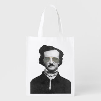 Edgar Allan Poe in Sunglasses