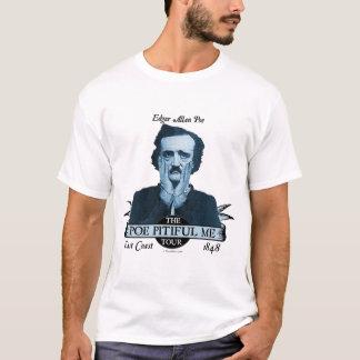 Edgar Allan 'Poe Pitiful Me' Tour Shirt (Light)