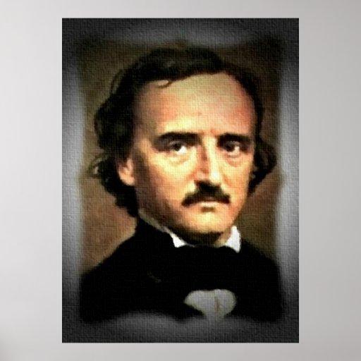 Edgar Allan Poe print number 4