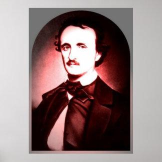 Edgar Allan Poe print two