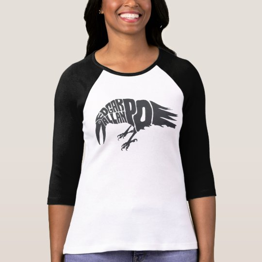 Edgar Allan Poe - The Raven T-Shirt