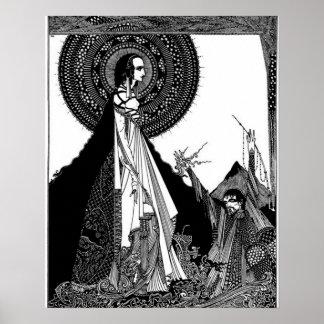 Edgar Allan Poe's Ligeia Poster