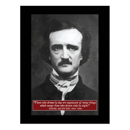 Edgar Allen Poe ' Those who dream by