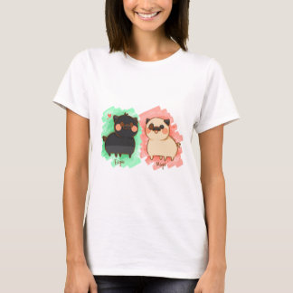 Edgar and Maya T-Shirt