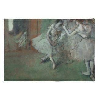 Edgar Degas - A Group of Dancers Placemats